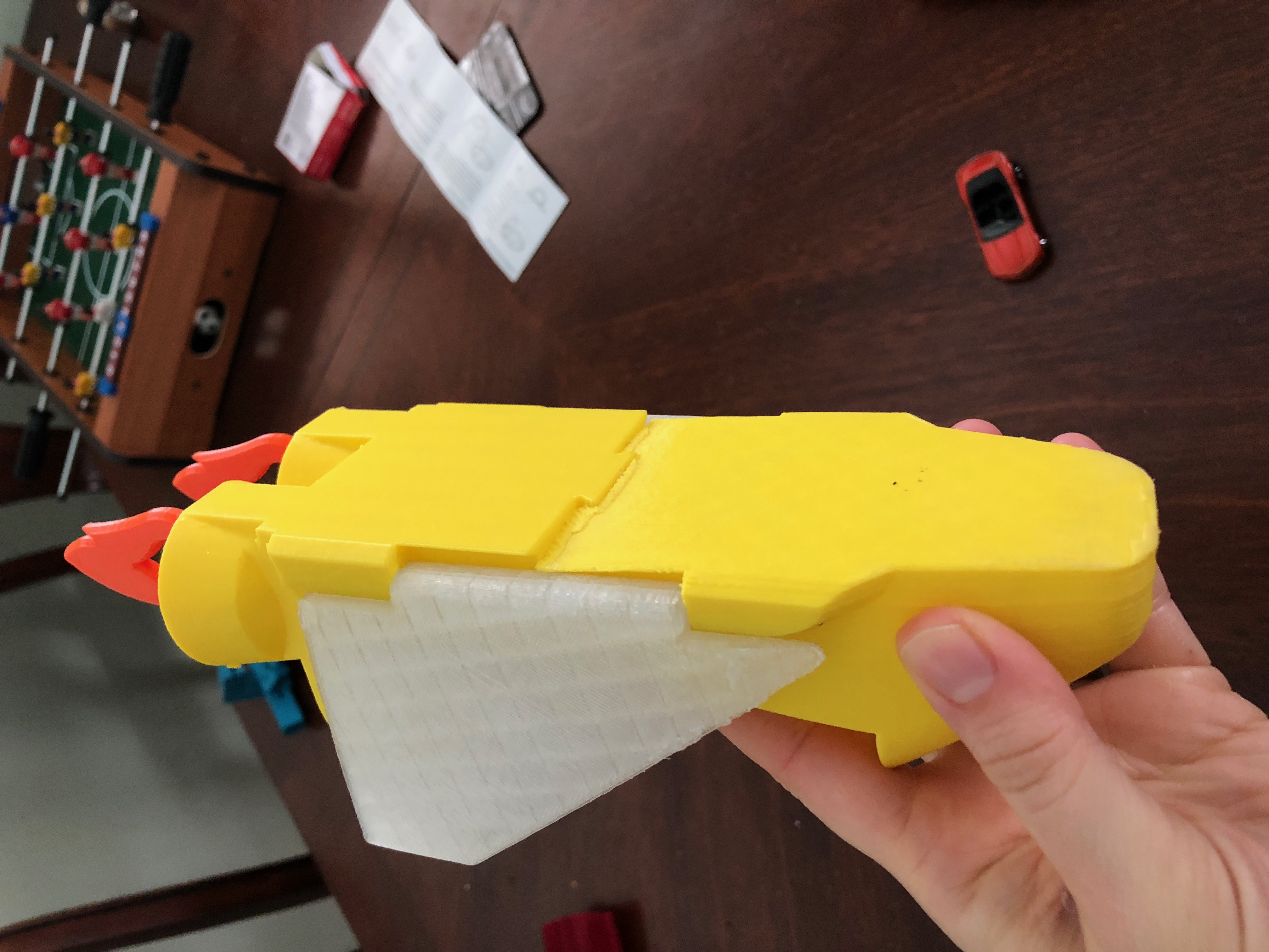 Sigh... Makerbot... :/